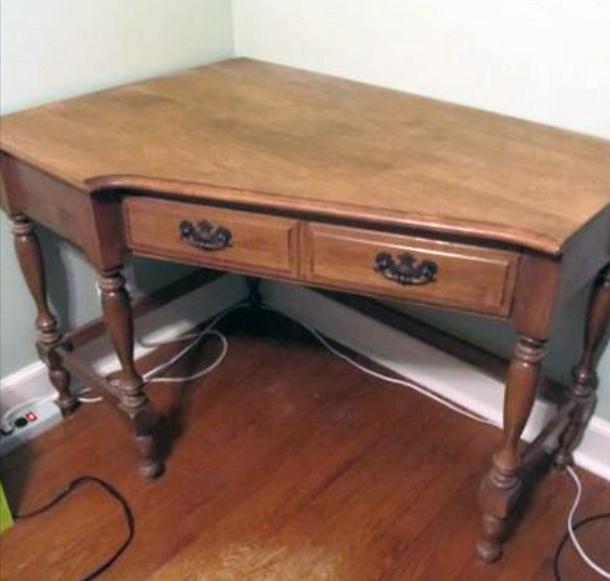 Before corner desk
