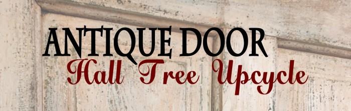 Antique Door Hall tree Banner cropped