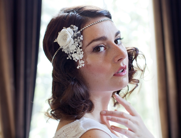 Agnes Hart Vintage Style Wedding Headpieces Hats And