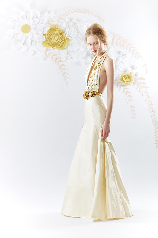 Nature Inspired Wedding Dresses Olwen Bourke Nature