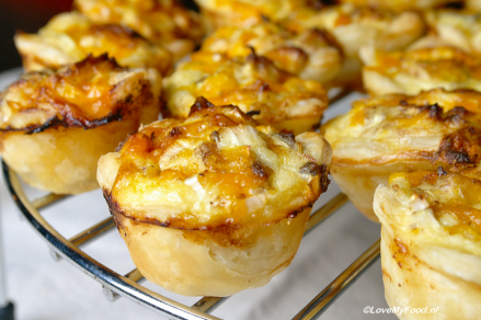 mini quiches met makreel2