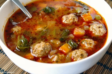minestrone soep 1