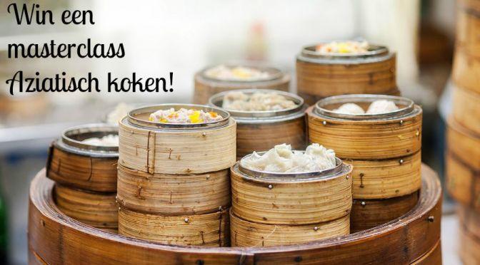 Win een masterclass Aziatisch koken!
