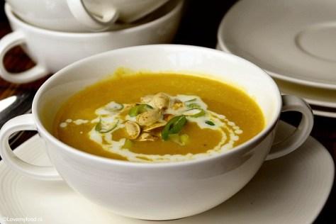 pompoen currysoep 3