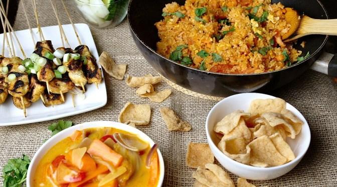 Review: Asian Home Gourmet kruidenpasta's