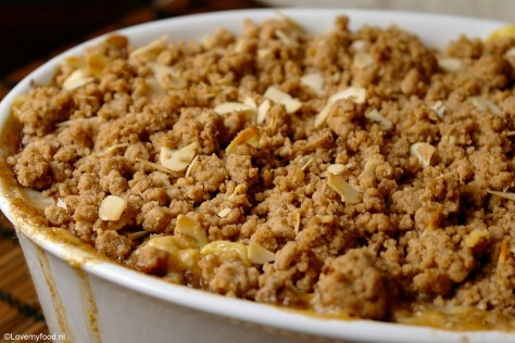 appel crumble speculaas 3