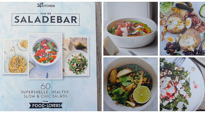 Review: van de Saladebar + recept