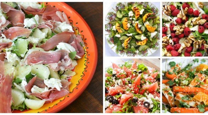 LMF's favorites: 7x zomerse salade met fruit
