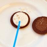 Oreo lollies met witte chocola 3