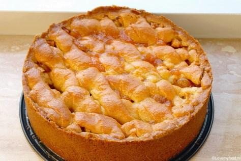 homemade appeltaart 2