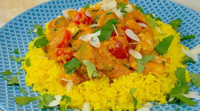 Verse curry in een handomdraai