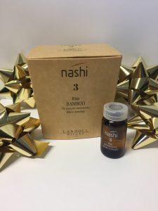 Nashi 3 Elisir Bamboo 6x10ml