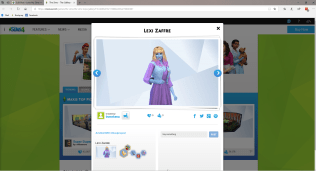 2018-08-24 04_59_10-The Sims - The Gallery - Official Site and 1 more page ‎- Microsoft Edge