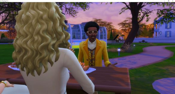 Cosy Catastrophe, Chapter 1   Love My Sims