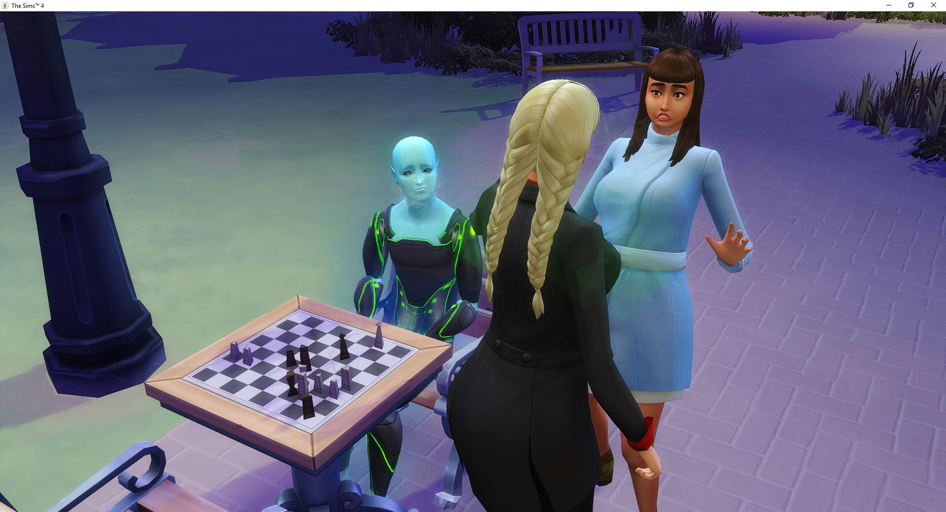 2019-03-16 19_37_33-The Sims™ 4