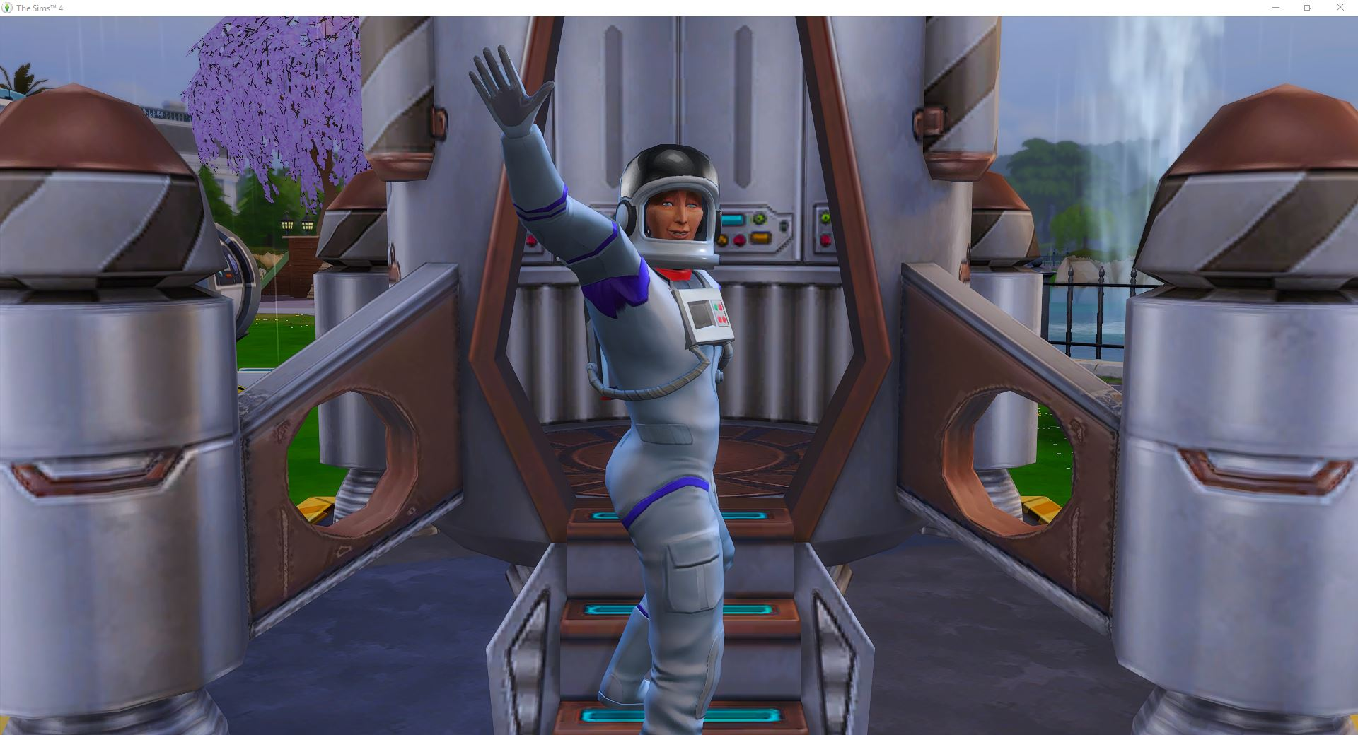 Odyssey: Sports & Entertainment, Chapter 2   Love My Sims