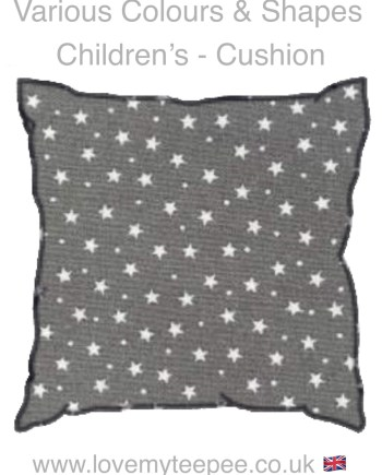 childrens twinkle star cushions
