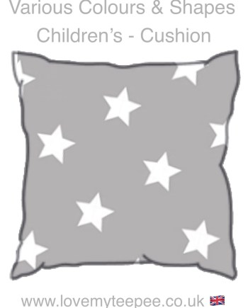 childrens star cushions