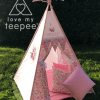 IMG 9435 - Rose Floral Teepee - Mat - Cushions
