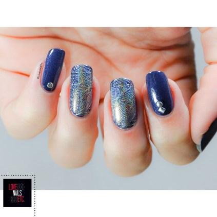 Bleu Marine -ModernNailsArt-HK-07-3
