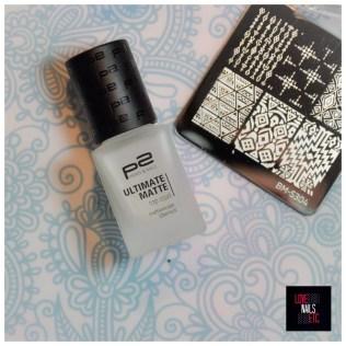 p2 Cosmetics Ultimate Matte