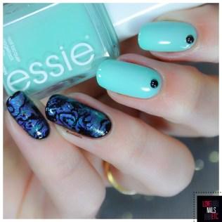 Shell Manicure - Born Pretty Store review