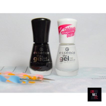 Essence46 black is back - 33 wild whire ways -