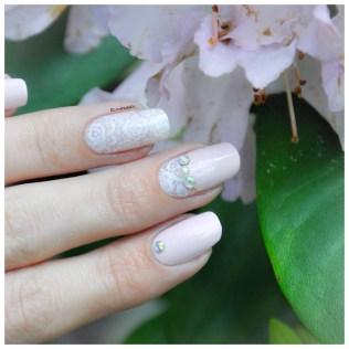 40 Great Nail Art Ideas Weddings nails2