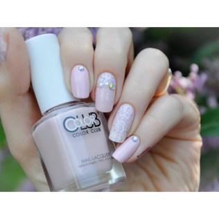 40 Great Nail Art Ideas Weddings nails3