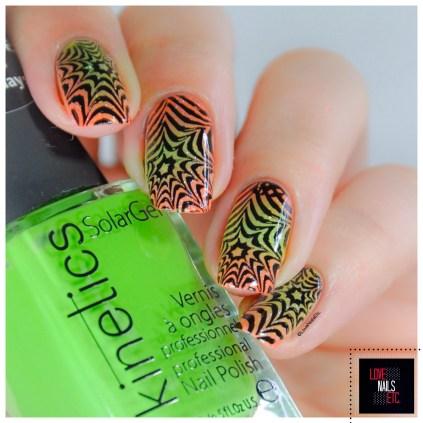Nail Art illusion - Major Dijit 09 - Modern Nails Art8