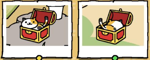 treasure chest neko atsume