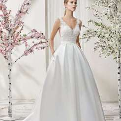Robe de mariée à domicile - Nina sposi