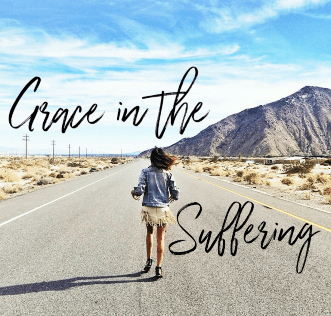 Can You Find Grace In The Suffering? An Open Letter