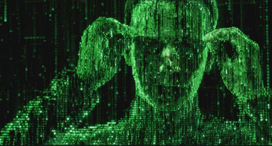 The Matrix! - Seeing the World through the eyes of a machine