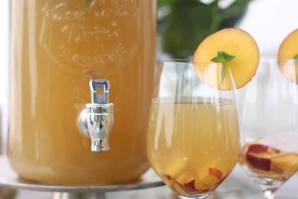Peach – Mint – Icetea