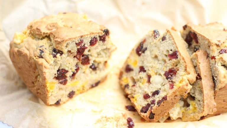 Cranberry – Mandel – Brot