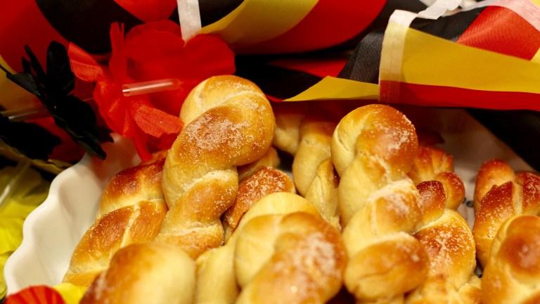 WM 2018 …. Koreanische Donuts …. Deutschland – Südkorea