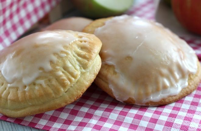 Apfeltaschen für das Blogevent von Sweetpie – Zeigt her eure Äpfel –