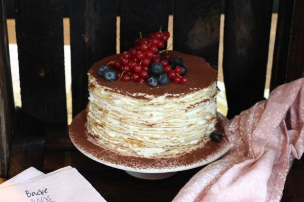 No Bake – Tiramisu – Torte