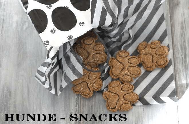 Hunde – Snacks