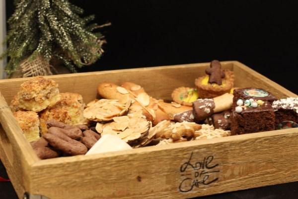 Weihnachtsbäckerei – Kokos-Konfekt