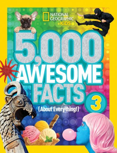 DEAL ENDED: SAVE OVER 50% on National Geographic Kids' Books