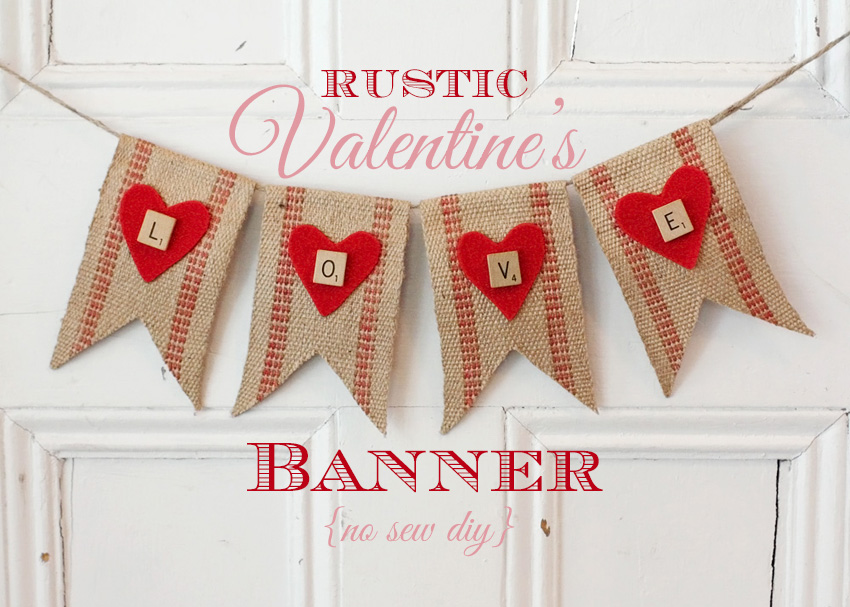 Rustic-Valentine's-Love-Banner