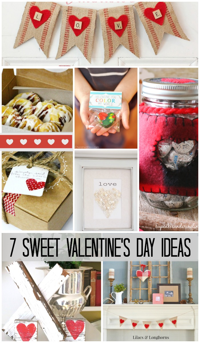 7 Sweet Valentine's Day Ideas | Love of Home