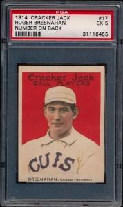 1914 CJ Bresnahan