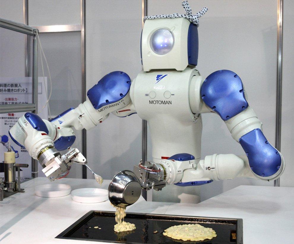 választhat egy robotot, amely önmagával kereskedik)