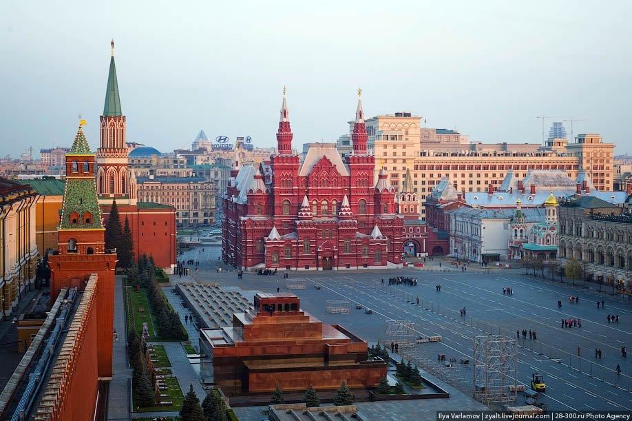 виды кремля и красной площади картинки человека