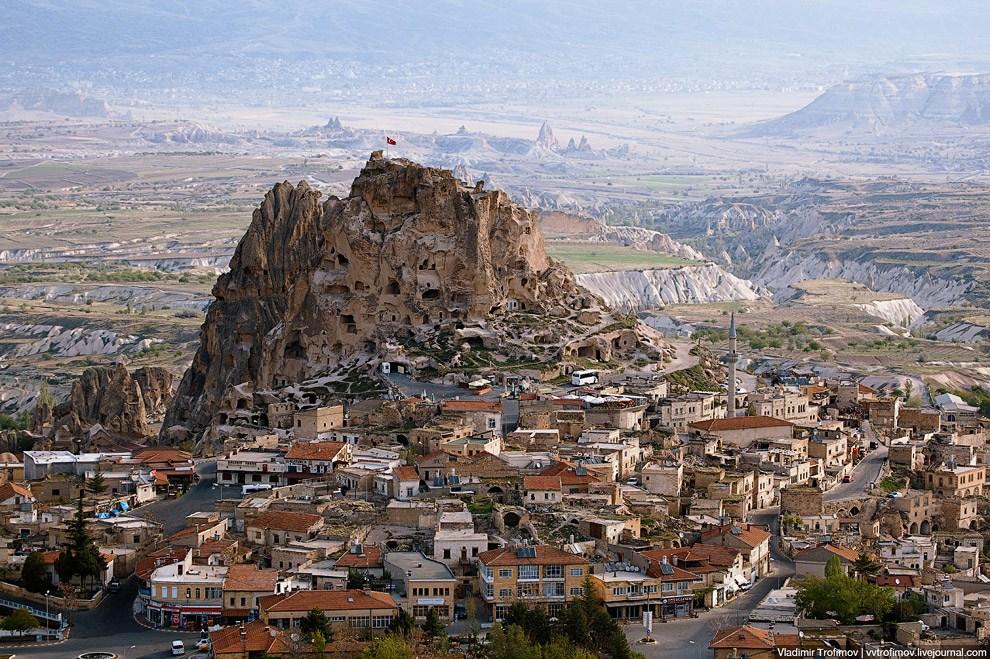 Крепость Учхисар (Три крепости)