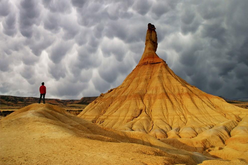 Необычные облака: Mammatus