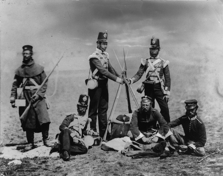 Портреты Крымской войны